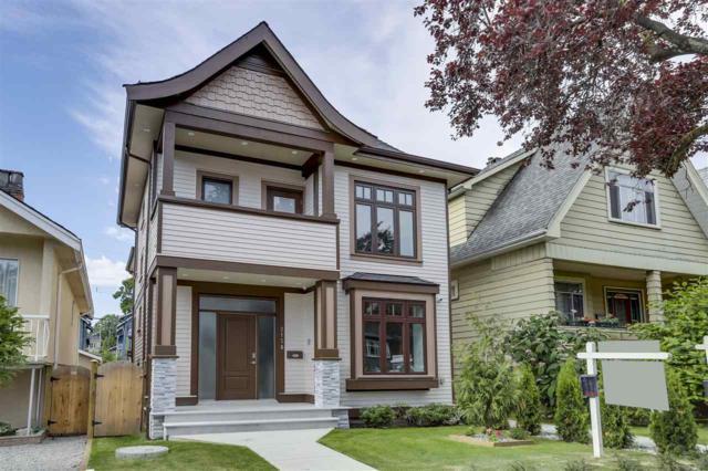 2158 Grant Street, Vancouver, BC V5L 2Z4 (#R2358371) :: Vancouver Real Estate