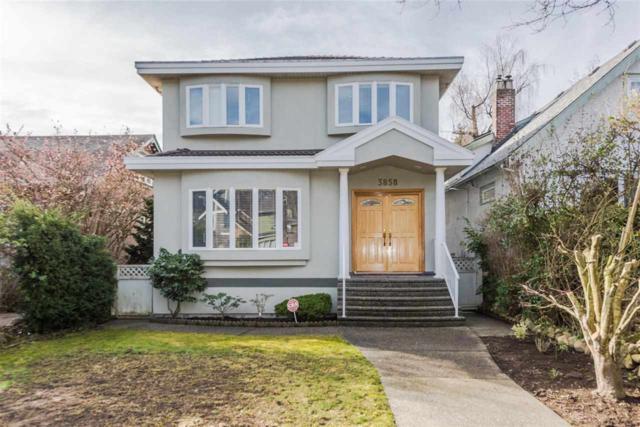 3858 W 30TH Avenue, Vancouver, BC V6S 1X1 (#R2358394) :: Vancouver Real Estate