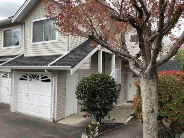 11588 232ND Street #27, Maple Ridge, BC V2X 0J6 (#R2358945) :: TeamW Realty