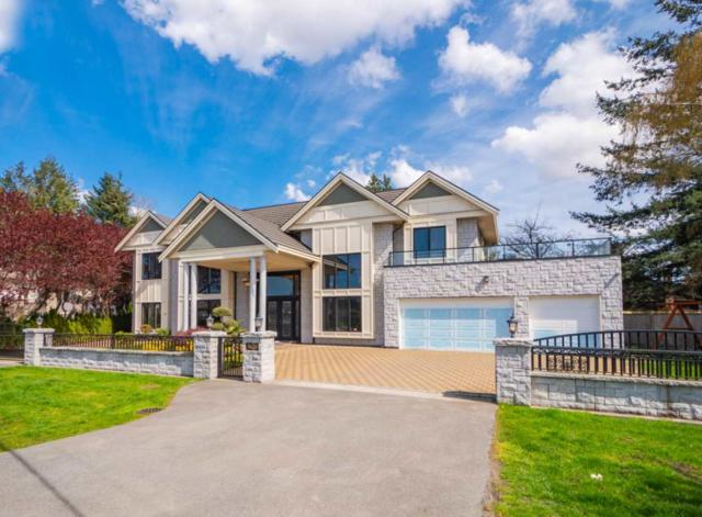 9620 Pinewell Crescent, Richmond, BC V7A 2C8 (#R2359062) :: TeamW Realty