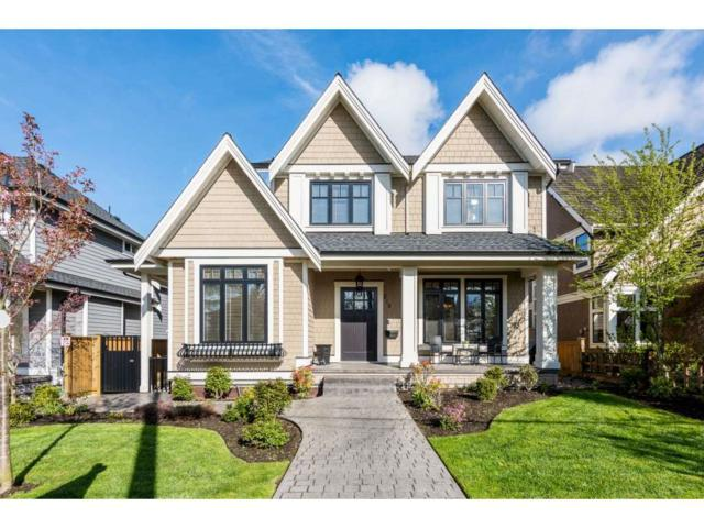 219 Third Avenue, New Westminster, BC V3L 1L9 (#R2359200) :: TeamW Realty