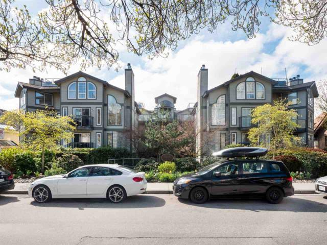 888 W 13TH Avenue #201, Vancouver, BC V5Z 1P2 (#R2359370) :: TeamW Realty