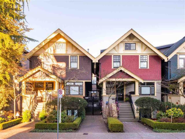 1419 W 11TH Avenue, Vancouver, BC V6H 1K9 (#R2359397) :: TeamW Realty