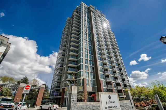271 Francis Way #1210, New Westminster, BC V3L 0H2 (#R2359471) :: TeamW Realty