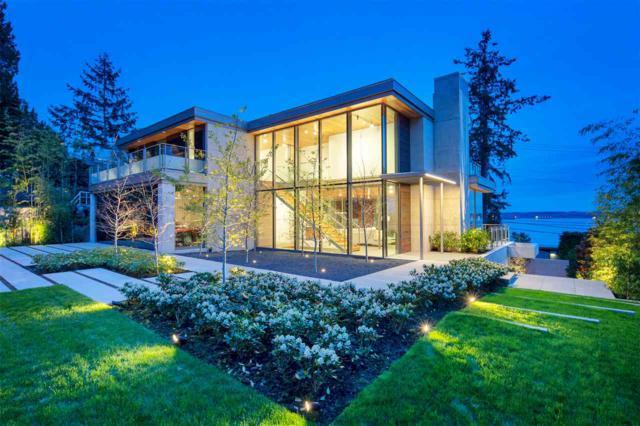 4055 Marine Drive, West Vancouver, BC V7V 1N7 (#R2359606) :: TeamW Realty