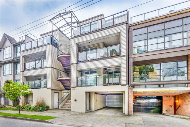 1176 W 6TH Avenue #201, Vancouver, BC V6H 1A4 (#R2359717) :: TeamW Realty