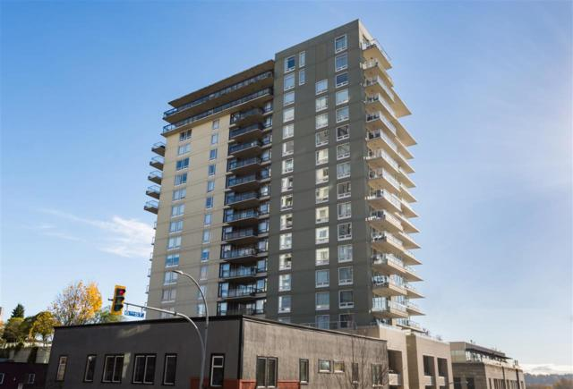 39 Sixth Street #1107, New Westminster, BC V3L 0B3 (#R2359752) :: TeamW Realty