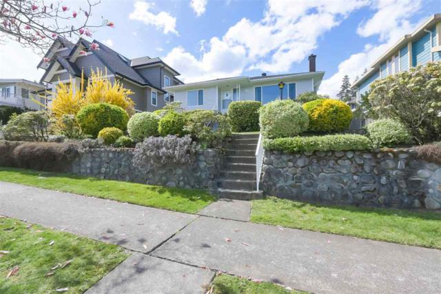 557 Garfield Street, New Westminster, BC V3L 4A6 (#R2359897) :: TeamW Realty