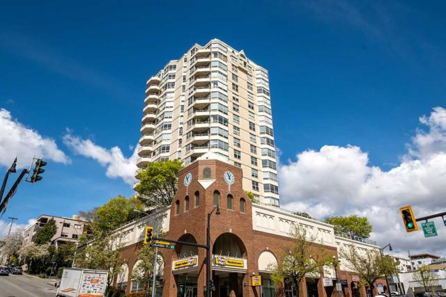 328 Clarkson Street #603, New Westminster, BC V3L 5S3 (#R2360020) :: TeamW Realty