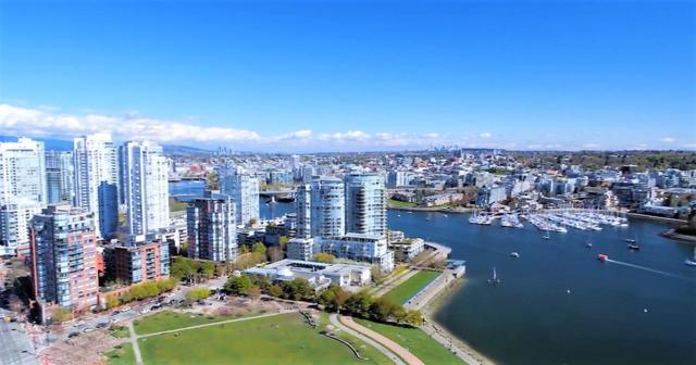 1408 Strathmore Mews #3208, Vancouver, BC V6Z 3A9 (#R2360190) :: Vancouver Real Estate