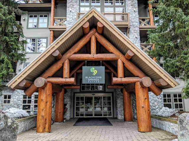 4899 Painted Cliff Road #334, Whistler, BC V0N 1B4 (#R2360418) :: Vancouver Real Estate