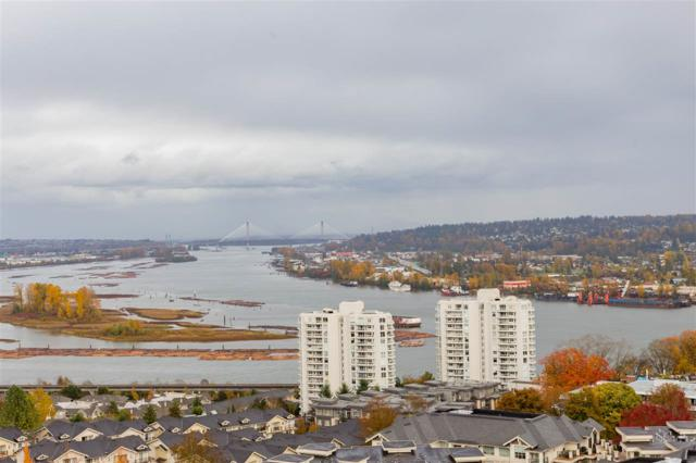 280 Ross Drive #1505, New Westminster, BC V3L 0C2 (#R2360641) :: TeamW Realty