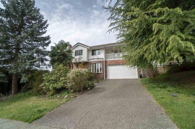 1318 Honeysuckle Lane, Coquitlam, BC V3E 2H9 (#R2360648) :: Royal LePage West Real Estate Services
