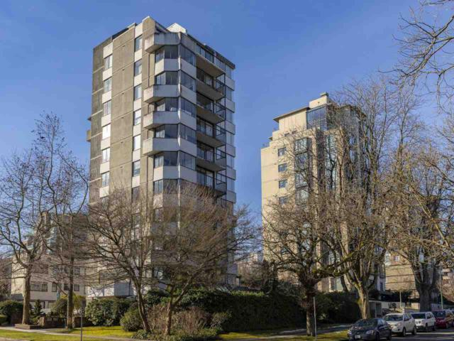 5555 Yew Street #501, Vancouver, BC V6M 3X9 (#R2360866) :: Vancouver Real Estate