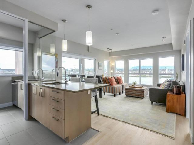 10033 River Drive #511, Richmond, BC V6X 0L1 (#R2360919) :: Vancouver Real Estate