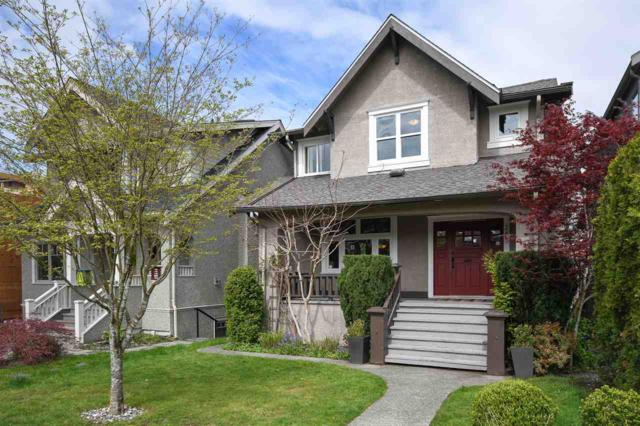285 W 19TH Avenue, Vancouver, BC V5Y 2B6 (#R2360980) :: Vancouver Real Estate
