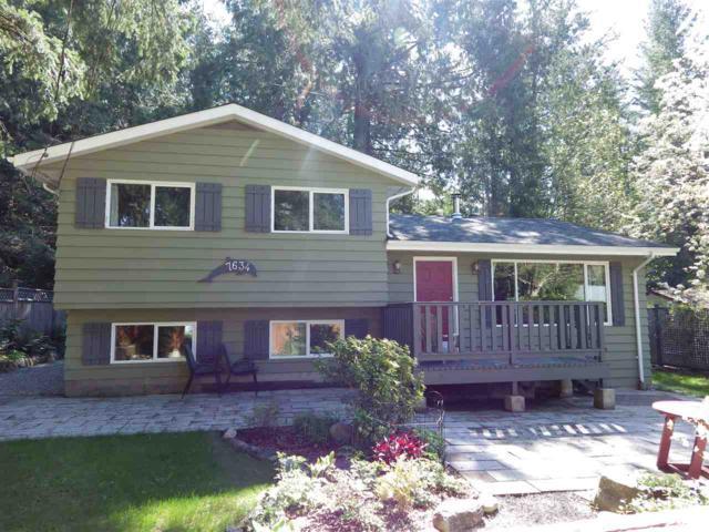7634 Sechelt Inlet Road, Sechelt, BC V0N 3A4 (#R2360984) :: Vancouver Real Estate