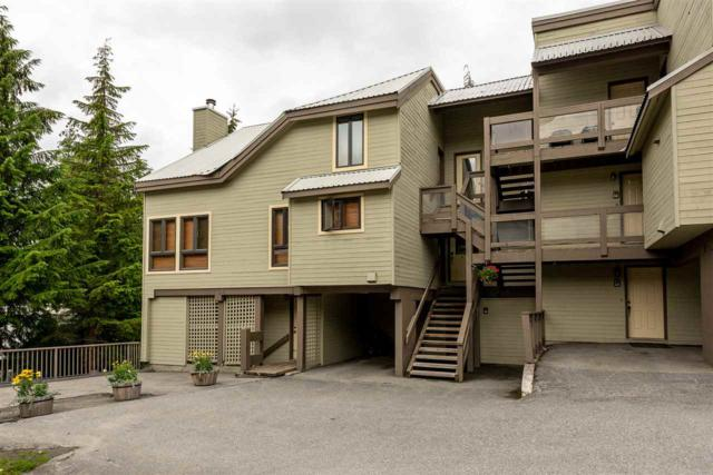 6125 Eagle Drive #10, Whistler, BC V8E 0W3 (#R2360987) :: Royal LePage West Real Estate Services