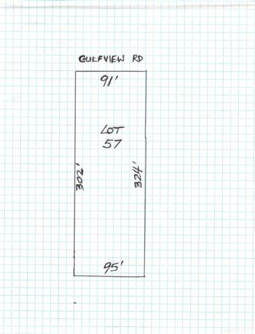 LOT 57 Gulfview Road, Pender Harbour, BC V0N 2H0 (#R2361336) :: RE/MAX City Realty