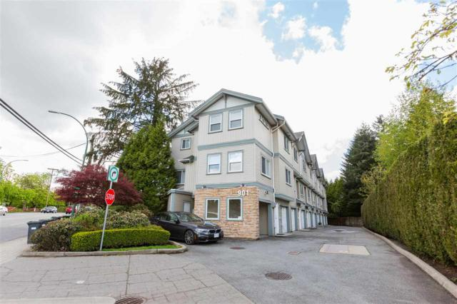 901 Clarke Road #2, Port Moody, BC V3H 1L6 (#R2361911) :: Vancouver Real Estate