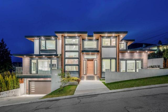 908 Beaconsfield Road, North Vancouver, BC V7R 1S8 (#R2361985) :: Royal LePage West Real Estate Services