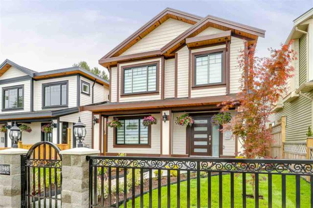 1946 Mclean Avenue, Port Coquitlam, BC V3C 0G4 (#R2362652) :: Royal LePage West Real Estate Services