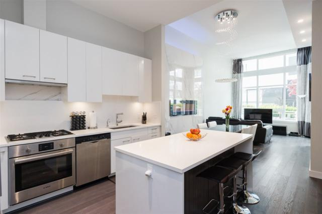 6383 Cambie Street #102, Vancouver, BC V5Z 0G7 (#R2364170) :: Vancouver Real Estate