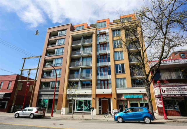 231 E Pender Street #505, Vancouver, BC V6A 0G3 (#R2364349) :: Vancouver Real Estate