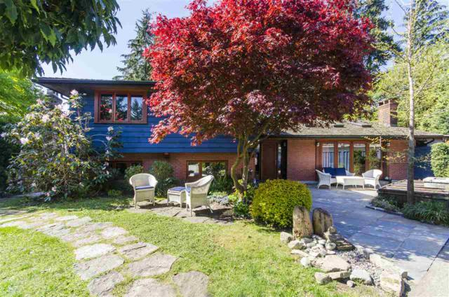 560 Newcroft Place, West Vancouver, BC V7T 1W8 (#R2364898) :: Vancouver Real Estate