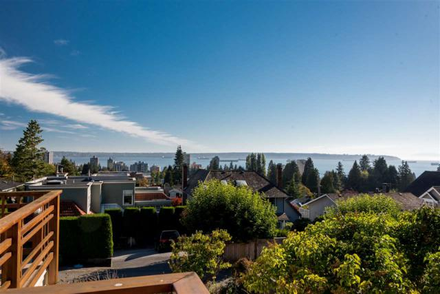 2160 Mathers Avenue, West Vancouver, BC V7V 2H3 (#R2365352) :: Vancouver Real Estate