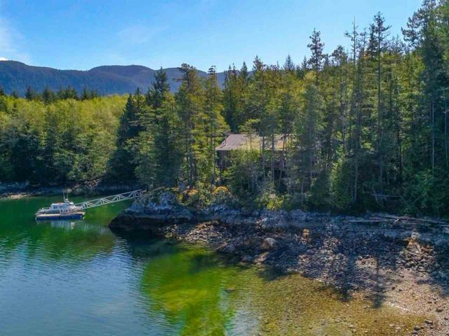 HARDY Island Lot 39, Pender Harbour, BC V0V 0V0 (#R2365453) :: RE/MAX City Realty
