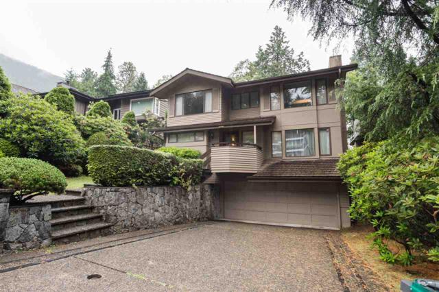 5514 Deerhorn Lane, North Vancouver, BC V7R 4S6 (#R2365617) :: Royal LePage West Real Estate Services