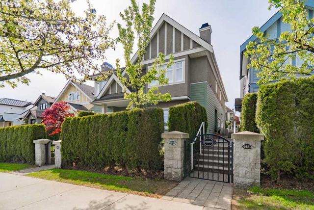 4448 W 8TH Avenue, Vancouver, BC V6R 2C9 (#R2366173) :: Vancouver Real Estate