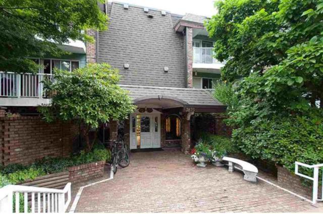 3875 W 4TH Avenue #120, Vancouver, BC V6R 4H8 (#R2366257) :: Vancouver Real Estate