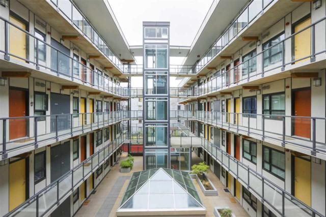 138 E Hastings Street #402, Vancouver, BC V6A 0E6 (#R2367194) :: Vancouver Real Estate
