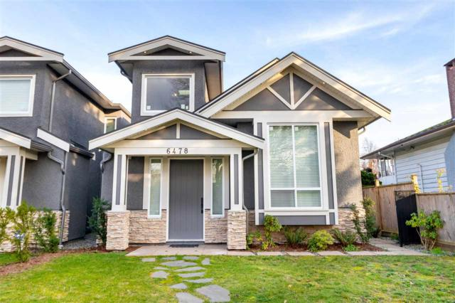 6478 Lakeview Avenue, Burnaby, BC V5E 2P4 (#R2367221) :: Vancouver Real Estate
