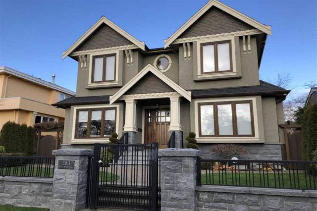 283 W 45TH Avenue, Vancouver, BC V5Y 2W3 (#R2367284) :: Vancouver Real Estate