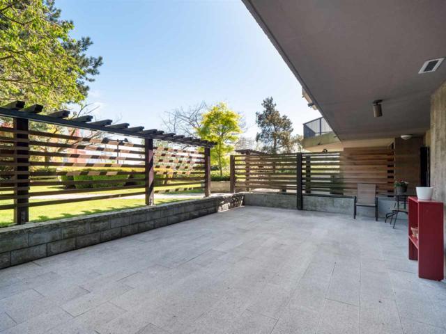 3760 Albert Street #107, Burnaby, BC V5C 5Y8 (#R2367315) :: Vancouver Real Estate