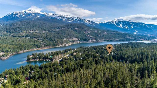 9391 Emerald Drive Lot A, Whistler, BC V8E 0G5 (#R2367504) :: Royal LePage West Real Estate Services
