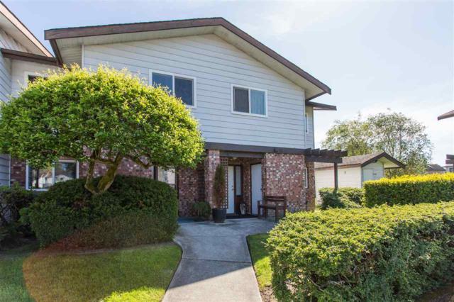 6111 Tiffany Boulevard #28, Richmond, BC V7C 4Y7 (#R2367558) :: Vancouver Real Estate