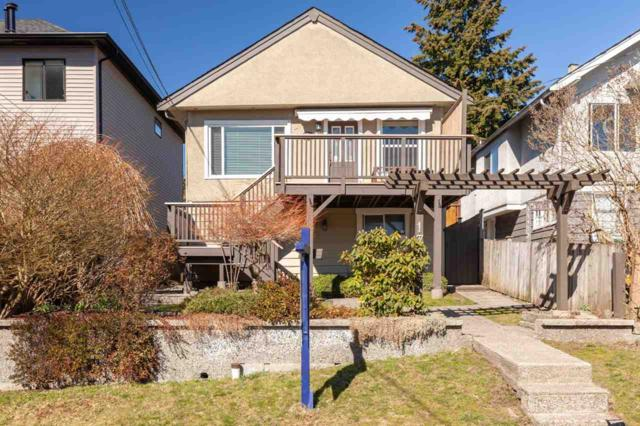 176 W Kings Road, North Vancouver, BC V7N 2L8 (#R2367616) :: Vancouver Real Estate