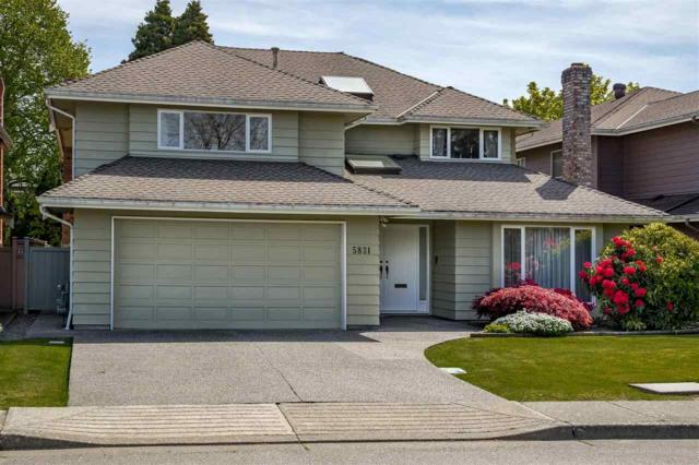 5831 Laurelwood Court, Richmond, BC V7C 5J1 (#R2367628) :: Vancouver Real Estate