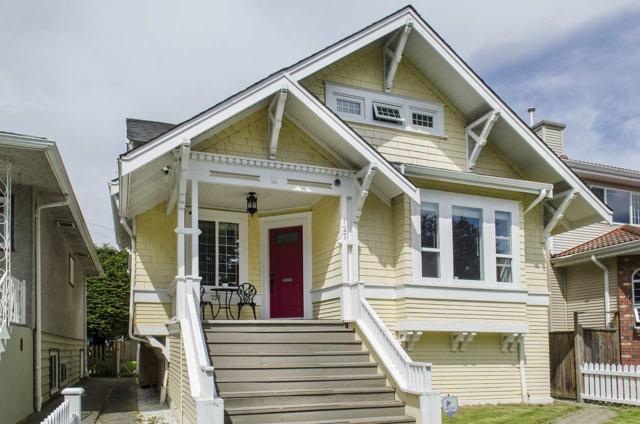 727 E 50TH Avenue, Vancouver, BC V5X 1B4 (#R2367778) :: Vancouver Real Estate