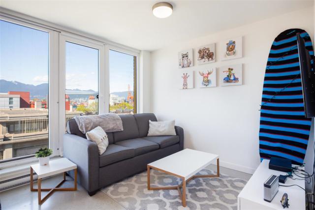 150 E Cordova Street #901, Vancouver, BC V6A 0E7 (#R2367894) :: Vancouver Real Estate