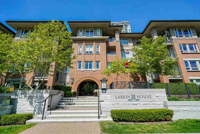 3097 Lincoln Avenue #416, Coquitlam, BC V3B 0E3 (#R2367933) :: Vancouver Real Estate