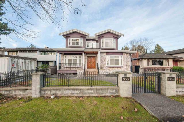855 W 46TH Avenue, Vancouver, BC V5Z 2R4 (#R2367950) :: Vancouver Real Estate