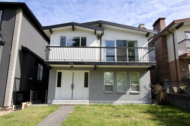 2731 E 8TH Avenue, Vancouver, BC V5M 1W7 (#R2367994) :: Vancouver Real Estate