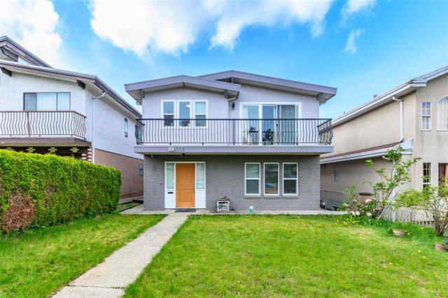 668 E 55TH Avenue, Vancouver, BC V5X 1N5 (#R2368177) :: Vancouver Real Estate