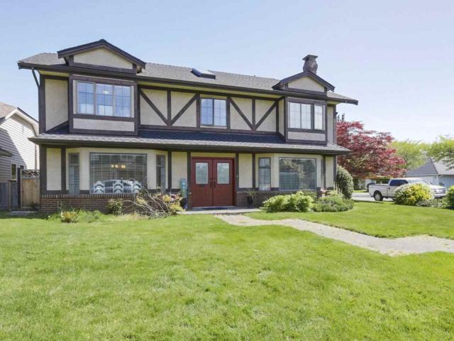 5375 Bentley Crescent, Delta, BC V4K 4K2 (#R2368207) :: Vancouver Real Estate