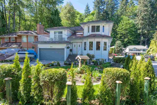 609 Seymour Boulevard, North Vancouver, BC V7J 2J5 (#R2368241) :: Royal LePage West Real Estate Services